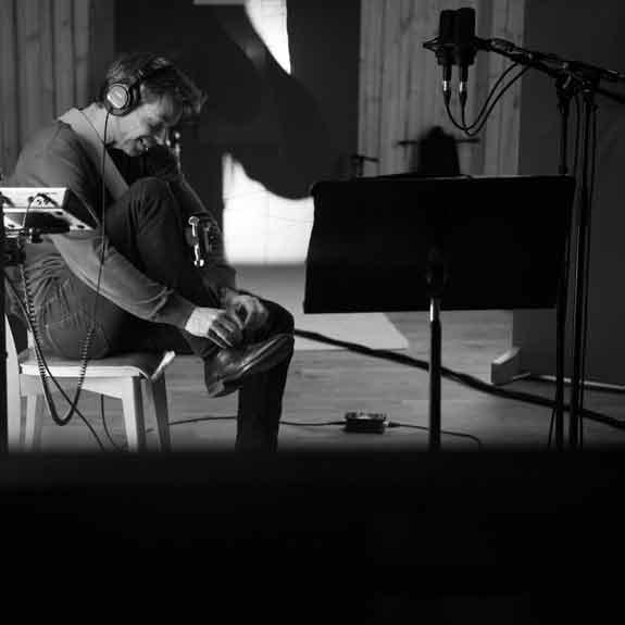 Pierre Rodier, chanteur, auteur, interprète, guitariste
