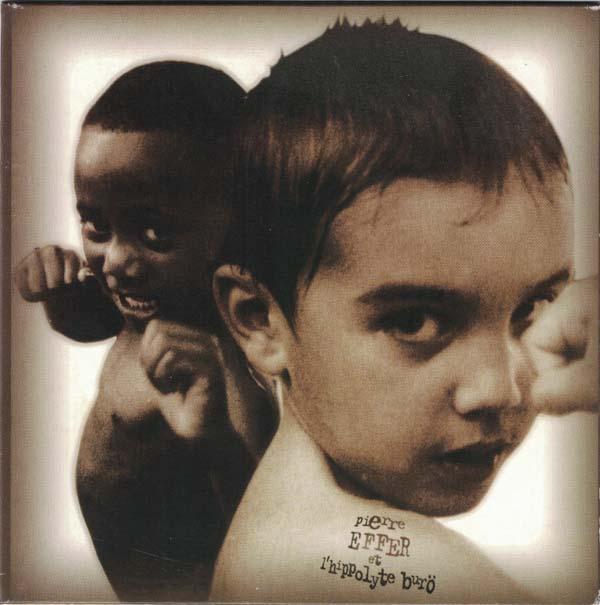 Les tricoteuses album EP de Pierre Rodier
